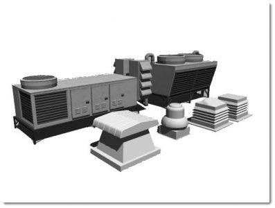 HVAC Specific Products and Equipment